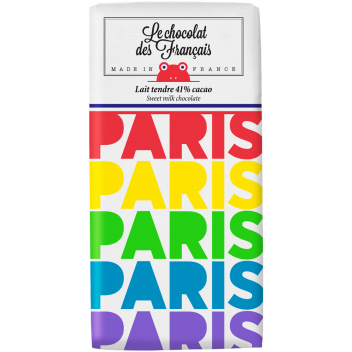 Paris multicolore